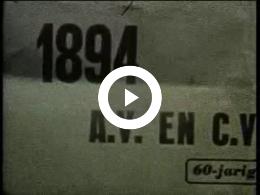 Keyframe of AV2040 Achilles zestigjarig bestaan; W. Hofstee; 1954