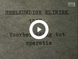 Keyframe of Kliniek Heelkunde