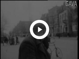 Keyframe of Bevrijding van de stad Groningen april 1945