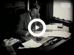 Keyframe of Dorpsfilm Hoogkerk 1953 / J.W.L. Adolfs, 1953
