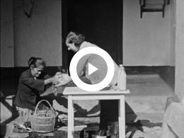 Keyframe of AMATEURFILMS JAN VAN DER KAM - FAMILIE IN INDIË 1935: SUIKERRIETPLANTAGE