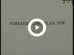 Keyframe of Verkeers-circulatie Plan 1978