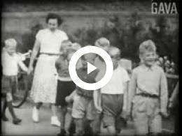 Keyframe of Dorpsfilm Nuis / J.W.L. Adolfs, 1952
