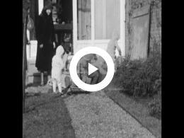 Keyframe of AMATEURFILMS CAREL GUSTAAF OLIE JR. - Familiebeelden