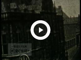Keyframe of Bolsward, bevrijding, 1945
