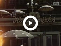 Keyframe of Scheveningen, padvinderskamp, lustrum op de Grote Markt