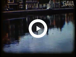Keyframe of Demping Westerhaven / E. van der Molen, 1960-1965