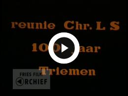 Keyframe of Reünie Chr. L S 100 jaar Triemen / Veenklooster boswandeling