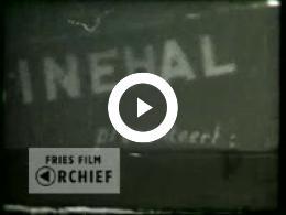 Keyframe of Bruiloft Ted Dasbach en Heleen Halbertsma, 1948