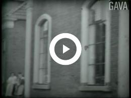 Keyframe of Reisje bejaarden Veendam 1957