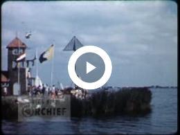Keyframe of Zeilen bij Sneek en Grou, 1960