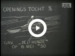 Keyframe of G.R.V. de Hunze / G. Thie, circa 1950