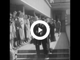 Keyframe of Sluis familiefilms - Huwelijk Bep en Charlie