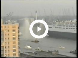 Keyframe of Een impressie van de Rotterdamse Haven