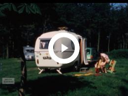 Keyframe of Huwelijksreis naar Normandië , 1977