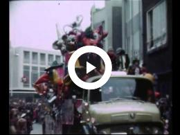Carnaval 1969 in Venlo en 1970 in Blerick