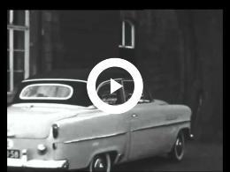 Familiefilms Werner Mantz 1956 I
