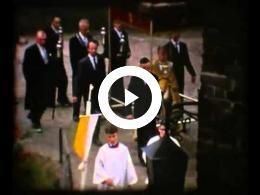 Zuster Maria Matthea, Ursulinen Boxtel en processie Stevensweert 1965