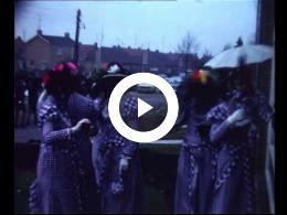 Carnaval Velden 1971 en 1972