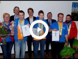medaillewinnaars_special_olympics_onderscheiden_spijkenisse_2019