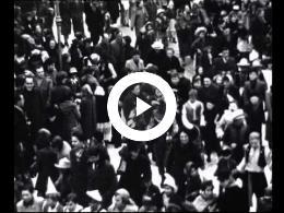 Carnavalsoptocht Tegelen 1955
