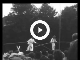 Familiefilms Werner Mantz 1954