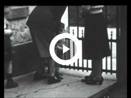 Familiefilms Werner Mantz 1952 I