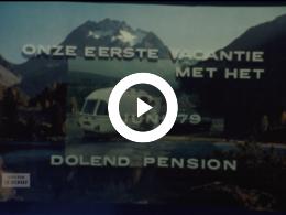 Keyframe of Onze eerste vakantie met het Dolend Pension, 1979