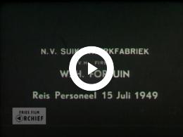 Keyframe of Personeelreis 1949, 1949
