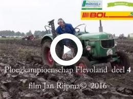 Keyframe of Ploegkampioenschappen Flevoland 2016 Deel 4 film Jan Rijpma©