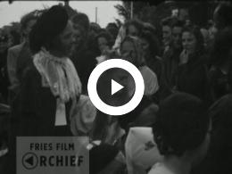 Keyframe of Eerste bevrijdingsfeest, kermis, 1946-1952