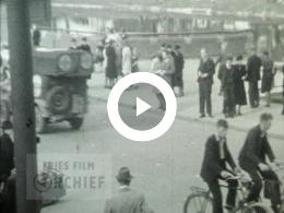 Keyframe of De bevrijding van Leeuwarden - april 1945