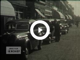 Keyframe of Trouwfilm Roel en Corrie Oostra, 17-09-1947