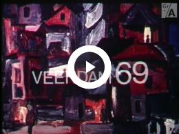 Keyframe of Filmjournaal Veendam 1969