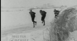 still Elfstedentocht 1963 Film Kleare Kimen